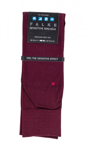 Socken Baumwolle mercerisiert