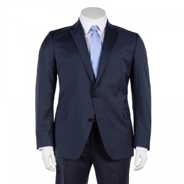 Anzug-Sakko Zwei-Knopf einreihig in Blau