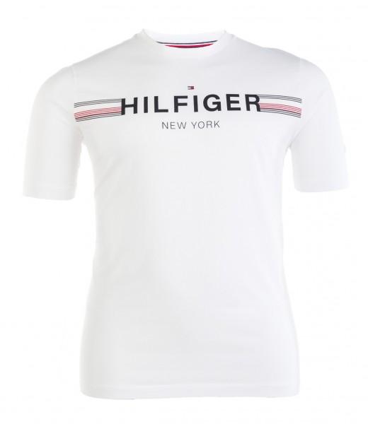 Rundhals-T-Shirt kurzarm Piquet Basic